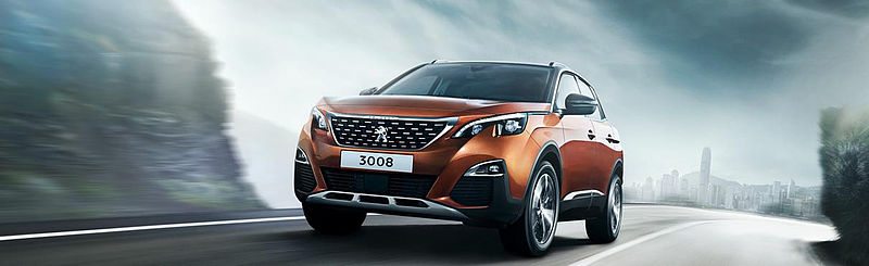 PEUGEOT 3008 - Women's World Car of the Year